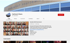 Access the Carlmont Carlmont Choir is preparing for the upcoming Singing Valentine's event on YouTube on February 12.