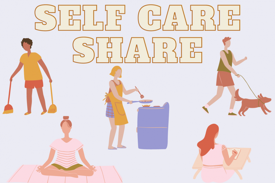 Self-Care Share Ep. 3: Properly fueling your body