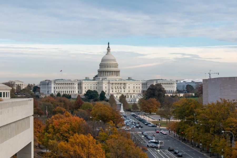 Rioting protesters stormed the U.S. Capitol while members of Congress were counting electoral votes.