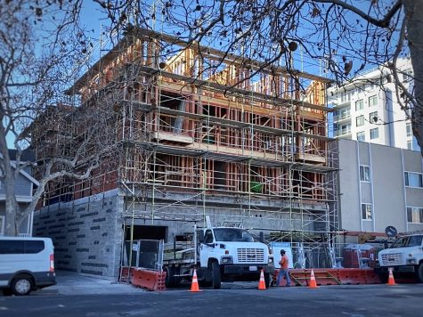 "Located in downtown Redwood City, these new Habitat for Humanity Greater San Francisco (Habitat GSF) homes will soon be open to homeowners with a lower income. ""It"