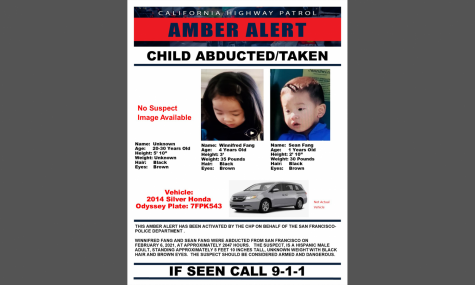 Winnifred and Sean Fang were inside a vehicle that was stolen on Feb 6., prompting the California Highway Patrol (CHP) to issue an Amber Alert in four counties. According to Jeffrey Fang, the two children can only speak Mandarin. Winnifred Fang and Sean Fang were found on Feb. 7 along with the missing vehicle.