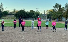 BRSYSA softball players have been practicing safety standards as they gear up for a full spring season.