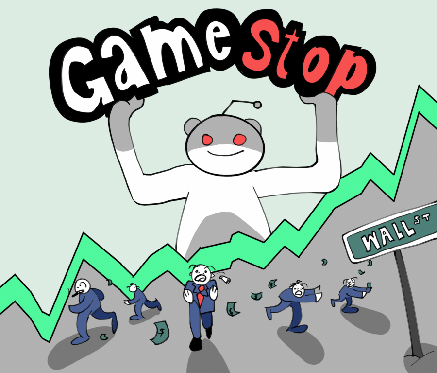 Users of Reddit page r/WallStreetBets sent the GameStop stock price skyrocketing, leaving Wall Street hedge funds losing millions.