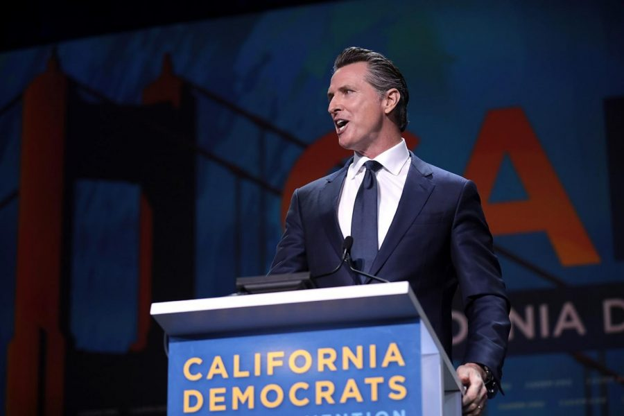Gavin Newsom, California governor since 2019, is facing the sixth recall effort against him.
