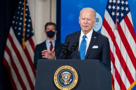 President Biden delivers his prime time address.