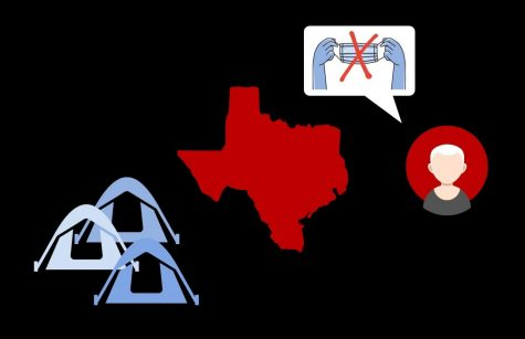 In Texas, the mask mandate ends and the Biden administration