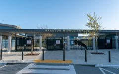 Ralston Middle School is reopening on March 22, 2021 after a year of distance learning.  A portion of students are returning to campus.