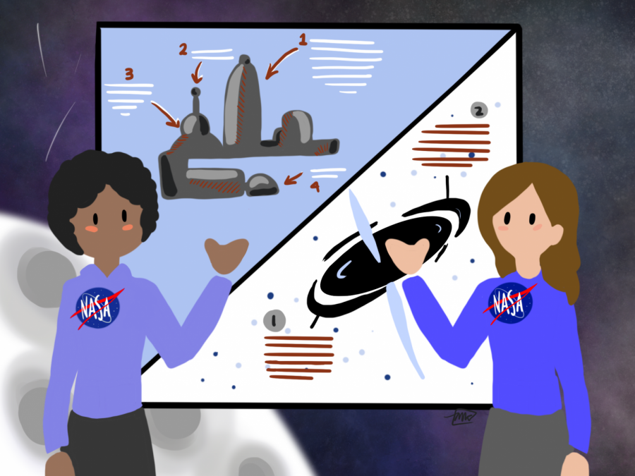 National Aeronautics and Space Administration (NASA) scientists are constantly making discoveries and pitching ideas for new projects.