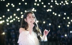 Famed South Korean singer-songwriter IU returns with her fifth studio album,
