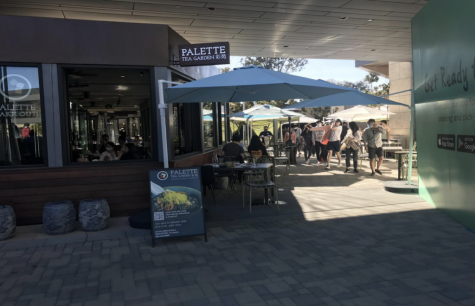 Palette Tea Garden & Dim Sum, located at 48 Hillsdale Mall, San Mateo, has opened up for indoor and outdoor dining as the county moves into the red tier.