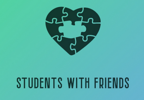 Students With Friends strives to make an impact against bullying.