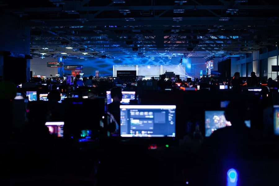 With people's lives revolving more and more around technology, esports is on the rise as a new form of sport competition.