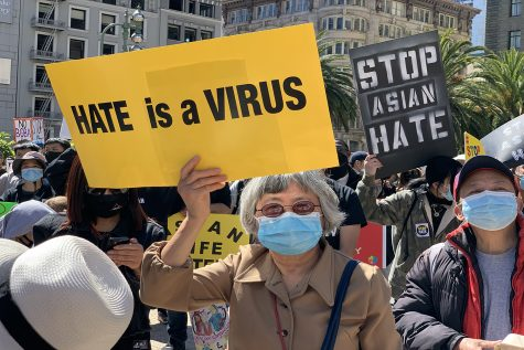 Asian Americans rise against racism in a national day action