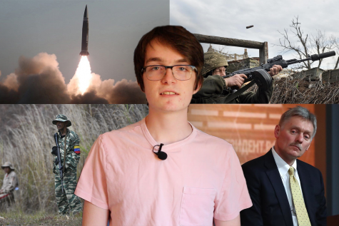3-in-3 Ep. 3: North Korean missiles and pressure on Ukraine border