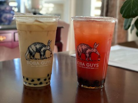 Boba Guys, a popular chain in the U.S. is dealing with the boba crisis facing tea shops in the U.S.