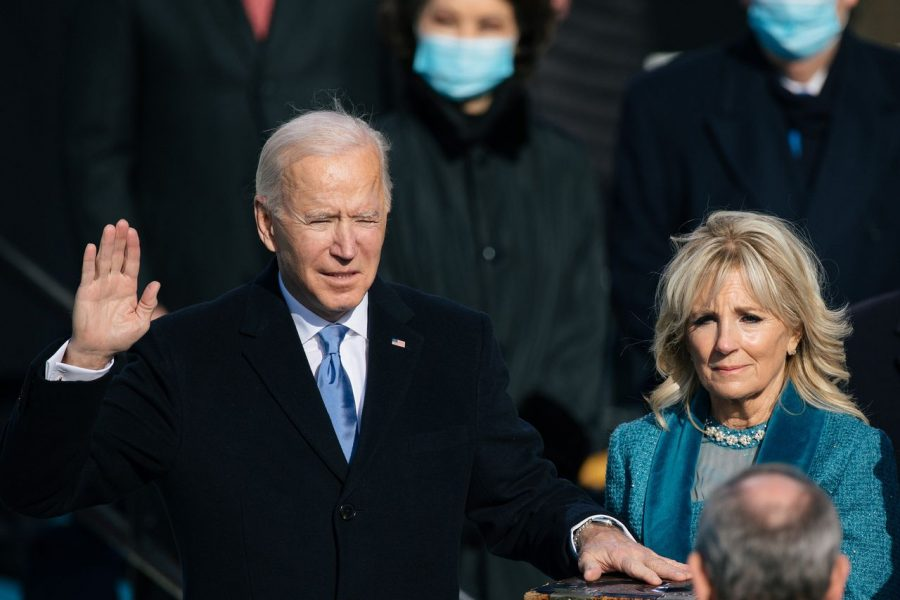 Biden's legislative agenda recalibrates the nation's priorities