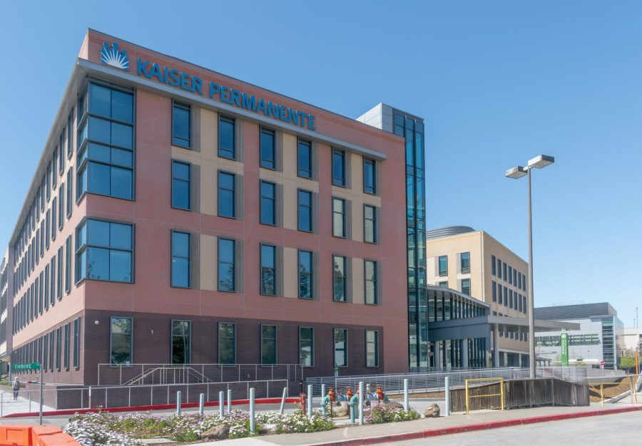 In the past, many medical services were scattered across the campus in different buildings. Comprised of four levels, the building will house many of them in one place.