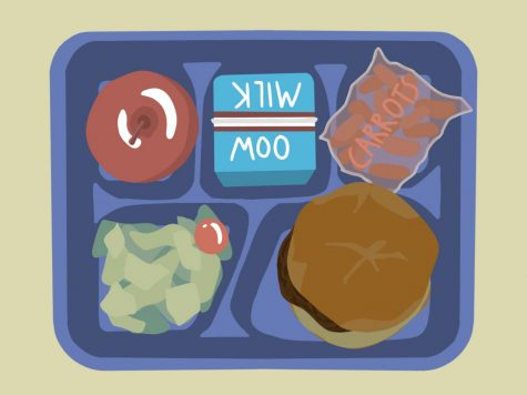 School lunches in America are infamous for their low quality and poor taste.