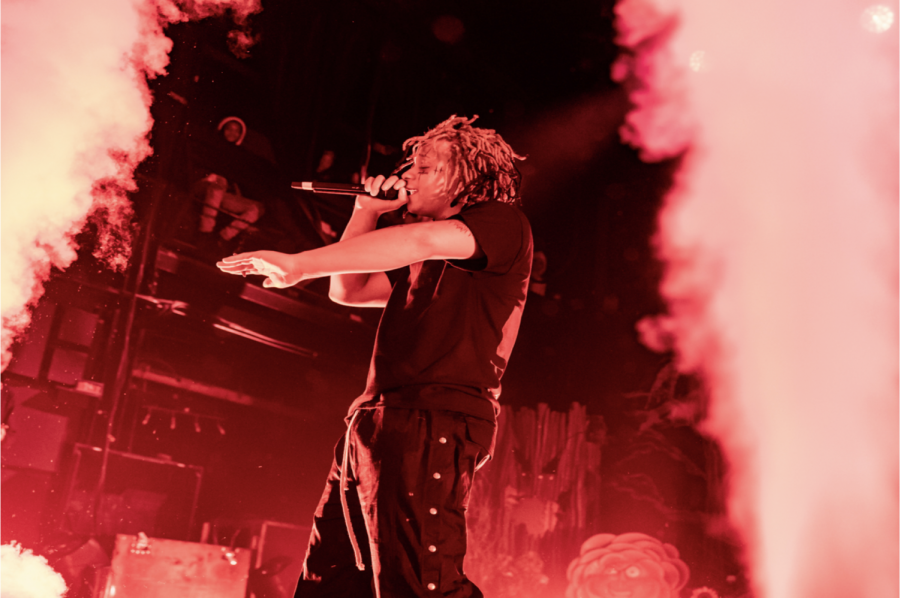 Trippie Redd has released a new single, Miss the Rage, whose significant marketing push on TikTok has had mixed results.