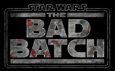 """The Bad Batch"" Series Logo"