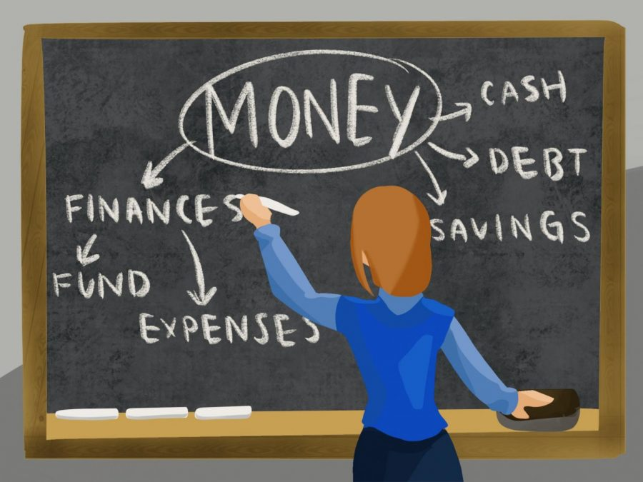 Learning about money and the intricacies of financial security is often overlooked within school curriculums.