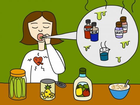 Many common foods, such as pickles, canned fruit, salad dressing, and cereal contain ingredients such as preservatives, artificial sweeteners, and artificial flavors. The chemicals bring health risks that lead to an unhealthy heart.