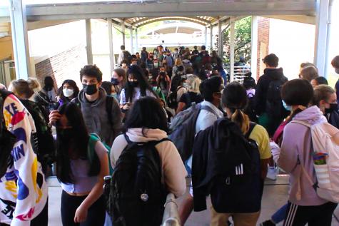 Carlmont's highest population ever instills concern in students