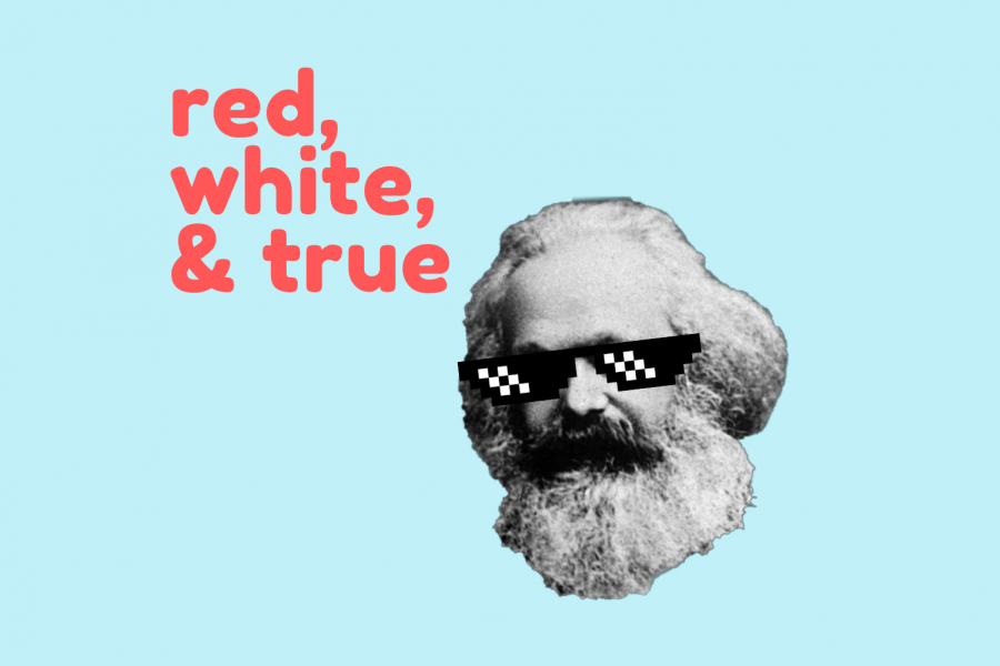 Red, White, & True Ep. 1: The lovers, the dreamers, and Marx