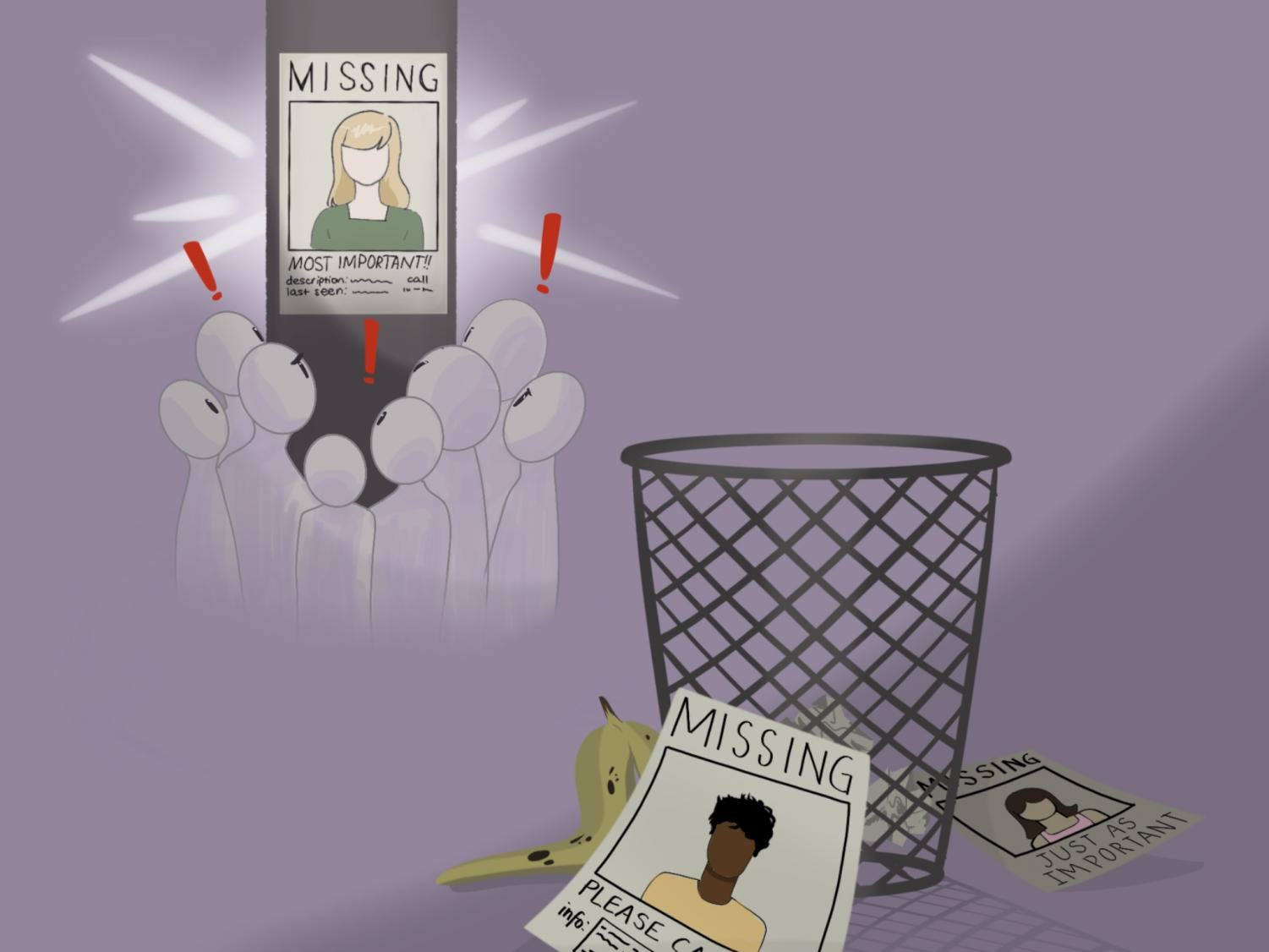 Missing White Women: Why Racial Bias Dominates Coverage of Missing Person Cases