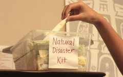 Natural Disaster Kits can be found in some classes around Carlmont.