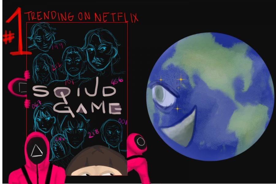 """""""Squid Game"""" takes over"""