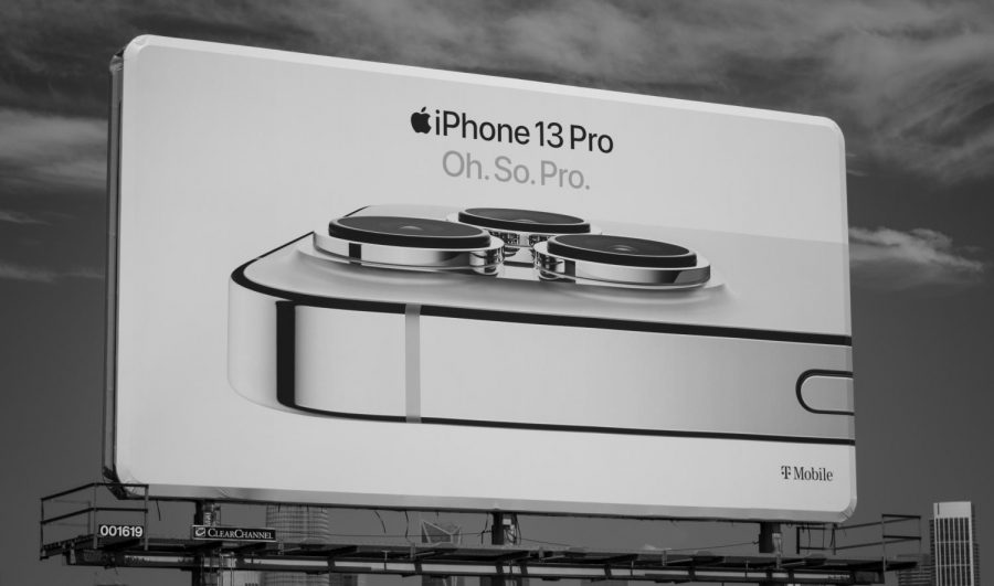 Apple rolls out new iPhone 13 Pro on Sep. 24.