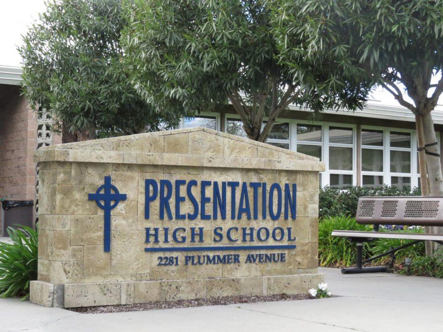 PresentationHighSchool, CC BY-SA 4.0 , via Wikimedia Commons