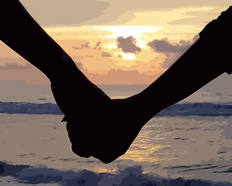 Amatonormativity can be understood as the pressure to couple up in romantic relationships.